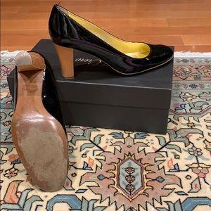 JCREW patent leather heels